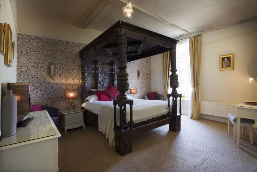 George Hotel, Cranbrook - Feature Room